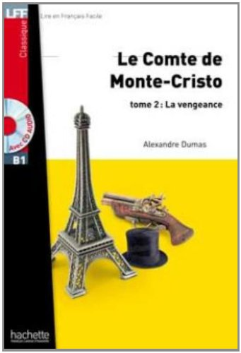 Dumas-A.Le Comte De Monte Cristo Tome 2 + CD Audio Mp3