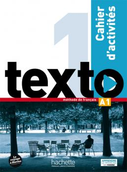 Texto 1 : Cahier D'Activites + Dvd-Rom