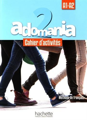 Adomania 2 (Ex + Cd Audio + Parcours Digital) A2.1