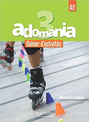 Adomania 3 (Ex + Cd Audio + Parcours Digital) A2