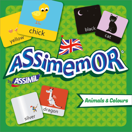 ASSIMEMOR ANIMALS AND COLOURS