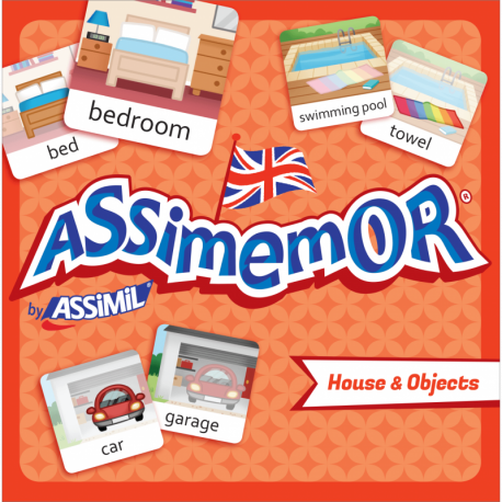 Assimemor House & objects (Inglés)