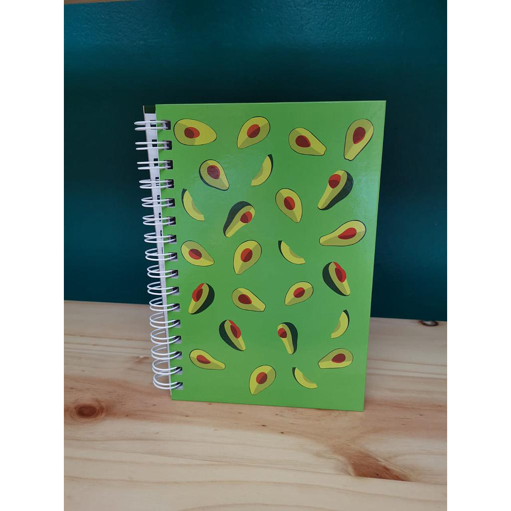 JJSM CUADERNO AGUACATES 80h